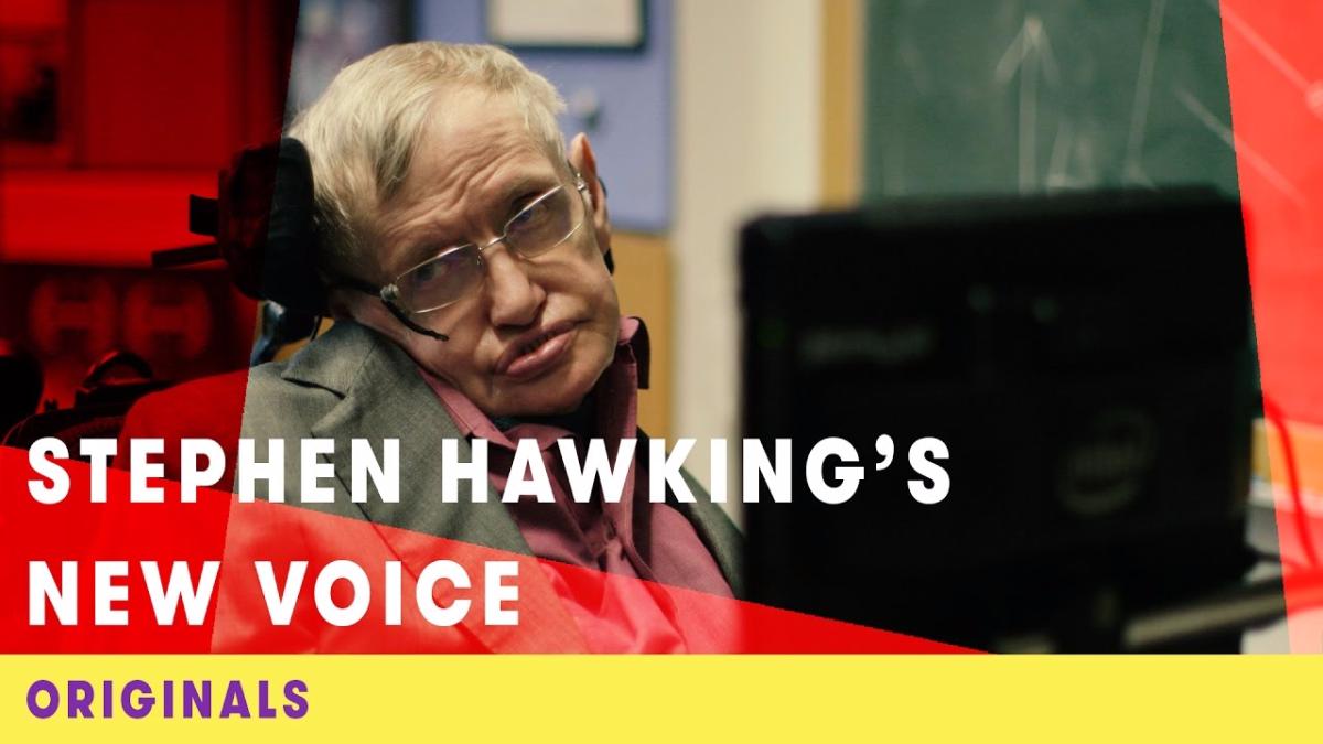 Stephen Hawking realizó un casting para saber quién será su proxima voz.