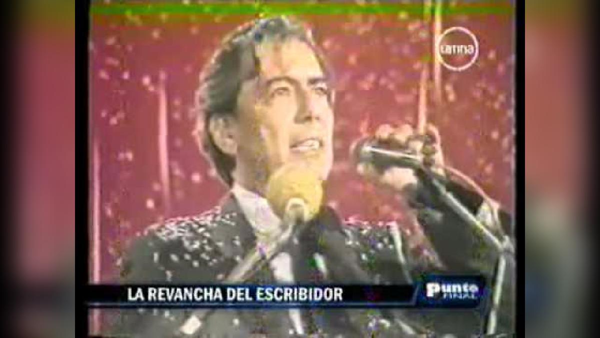 Discurso de Vargas Llosa en 1987 como protesta por las políticas económicas adoptadas por el Gobierno de Alan García.