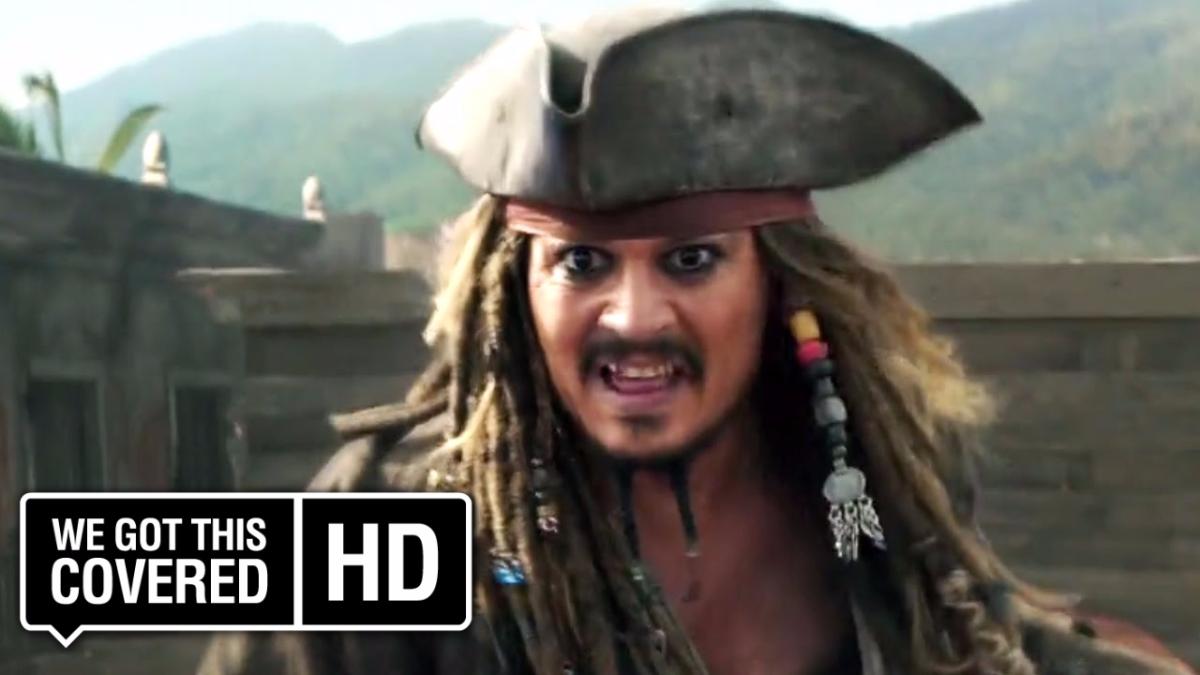 Piratas del Caribe: La Venganza de Salazar - Tráiler