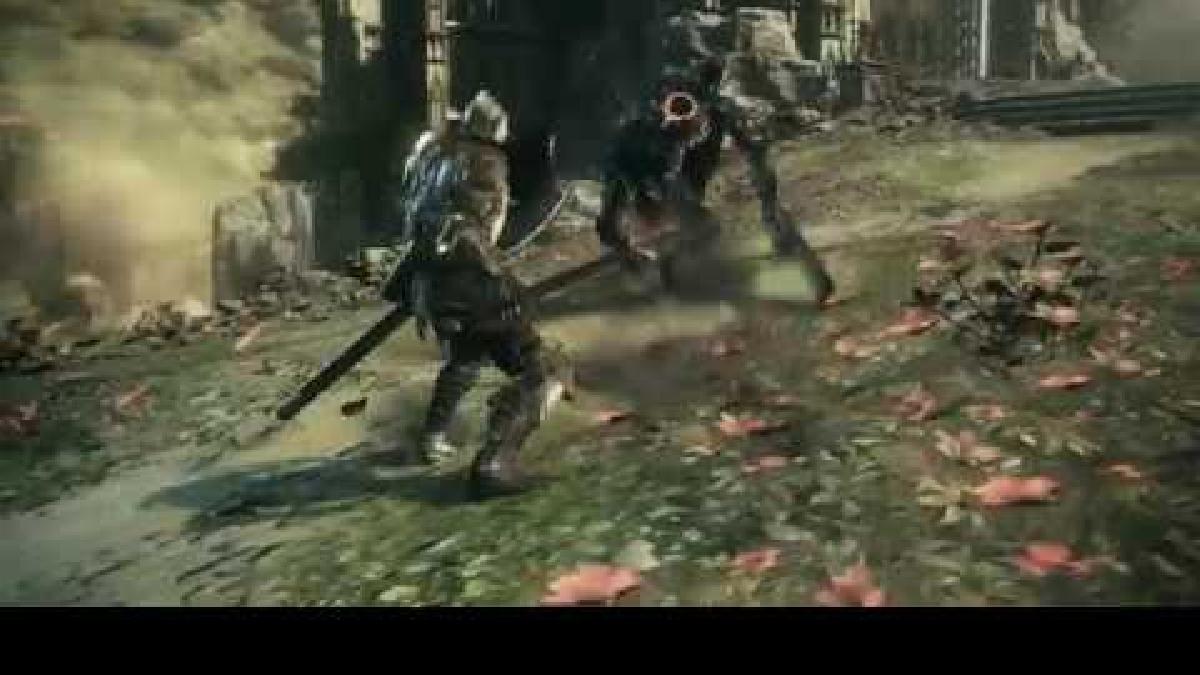 Este es el tráiler de The Ringed City, la nueva expansión de Dark Souls III.