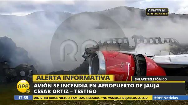 No se reportaron víctimas mortales tras el accidente.