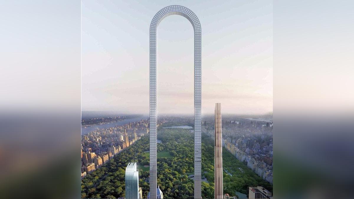 Así sería el nuevo edificio más alto del mundo.