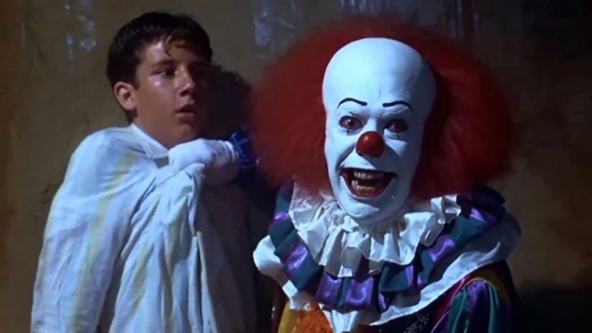 IT - Pennywise The Clown 8th Appearance