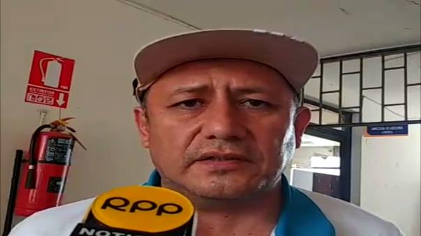 Pedro Cruzado Puente lamentó la renuencia de los pobladores en permitir que personal de salud fumiguen sus casas.