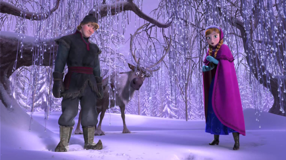 Frozen - Tráiler