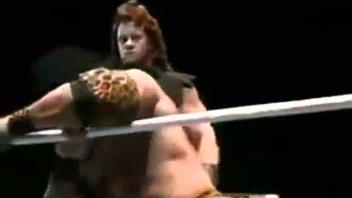 Undertaker enfrentó a Jimmy Superfly Snuka en 1991