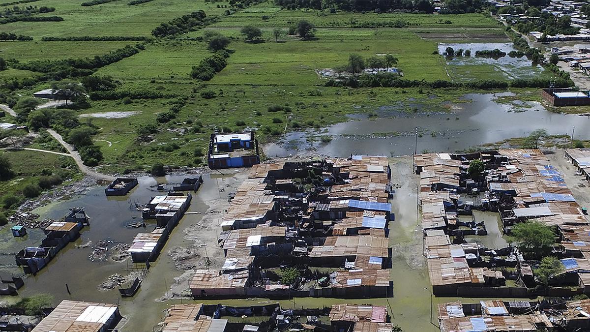 Las lluvias han inundado áreas de cultivo en Piura, lo cual, pese a la tragedia, podría aprovecharse para nuevos cultivos.