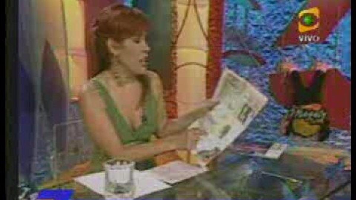 Magaly Medina fue encarcelada junto a su productor Ney Guerrero.