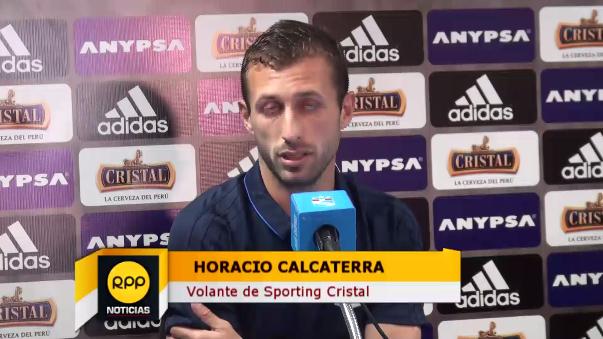 El volante de Sporting Cristal considera que es necesario sumar partidos para llegar bien a la Copa Libertadores.