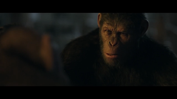Trailer - War of the Planet of the Apes