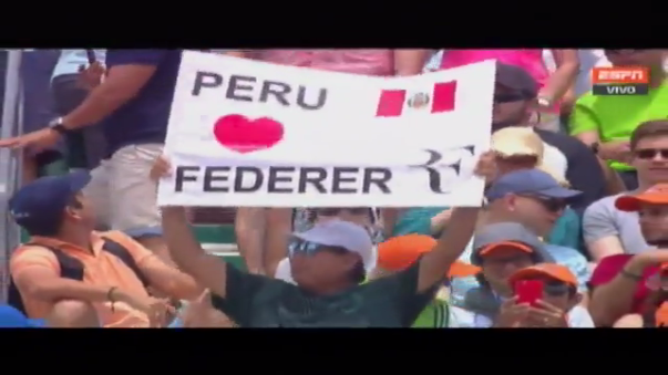 Roger Federer ha ganado el Australia Open, Master Indian Wells y Master Miami en el 2017 tras regresar de su lesión.