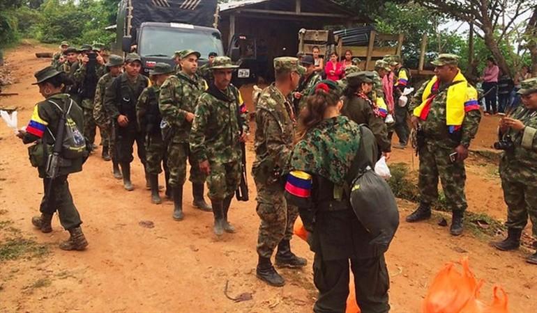Para que la guerrilla se movilice al rescate y ayuda en Mocoa, deben quebrarse los protocolos del proceso de desarme que exige el Acuerdo de Paz suscrito con el Gobierno.