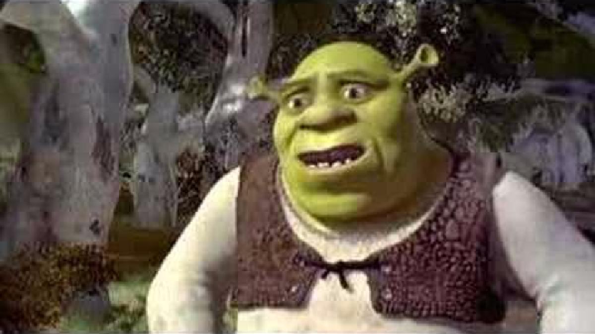Shrek - Tráiler
