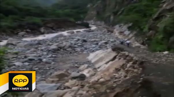 Cerca de 80 casas resultaron afectadas en caserío San José de Huamana.