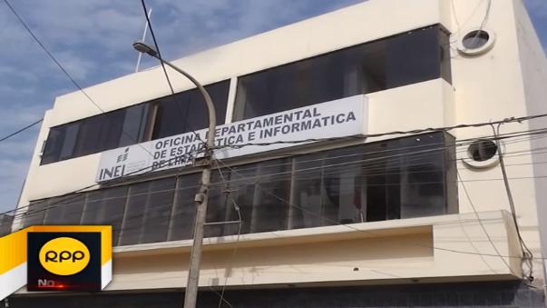 Los asaltantes dejaron una carta amenazando al jefe de la oficina de Imagen, Giuliano Henry Rivera Bernal.