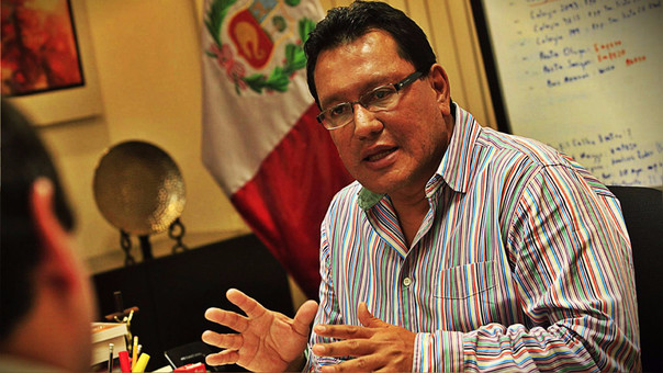 La Fiscalía formalizará una investigación preparatoria contra el gobernador regional por el caso Odebrecht.