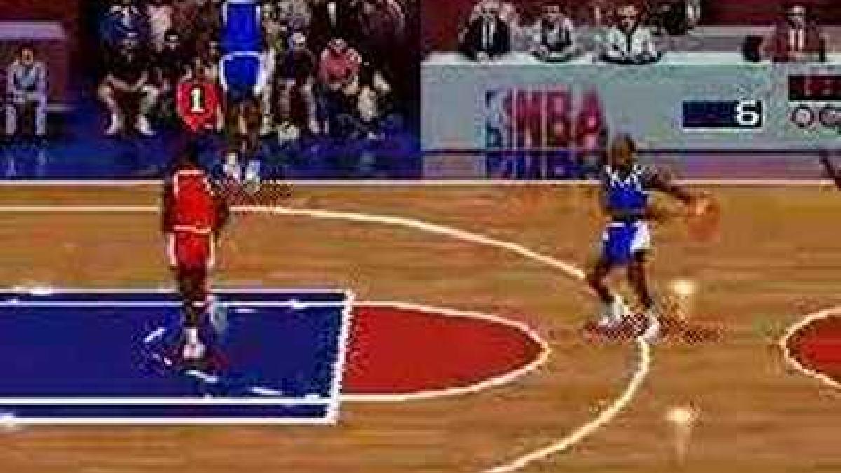 NBA Jam es considerado hoy un clásico de Super Nintendo y Sega Genesis.