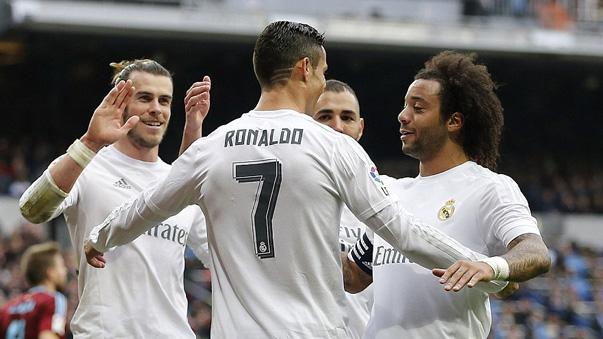 Marcelo es uno de los capitanes de Real Madrid junto a Sergio Ramos y Cristiano Ronaldo.