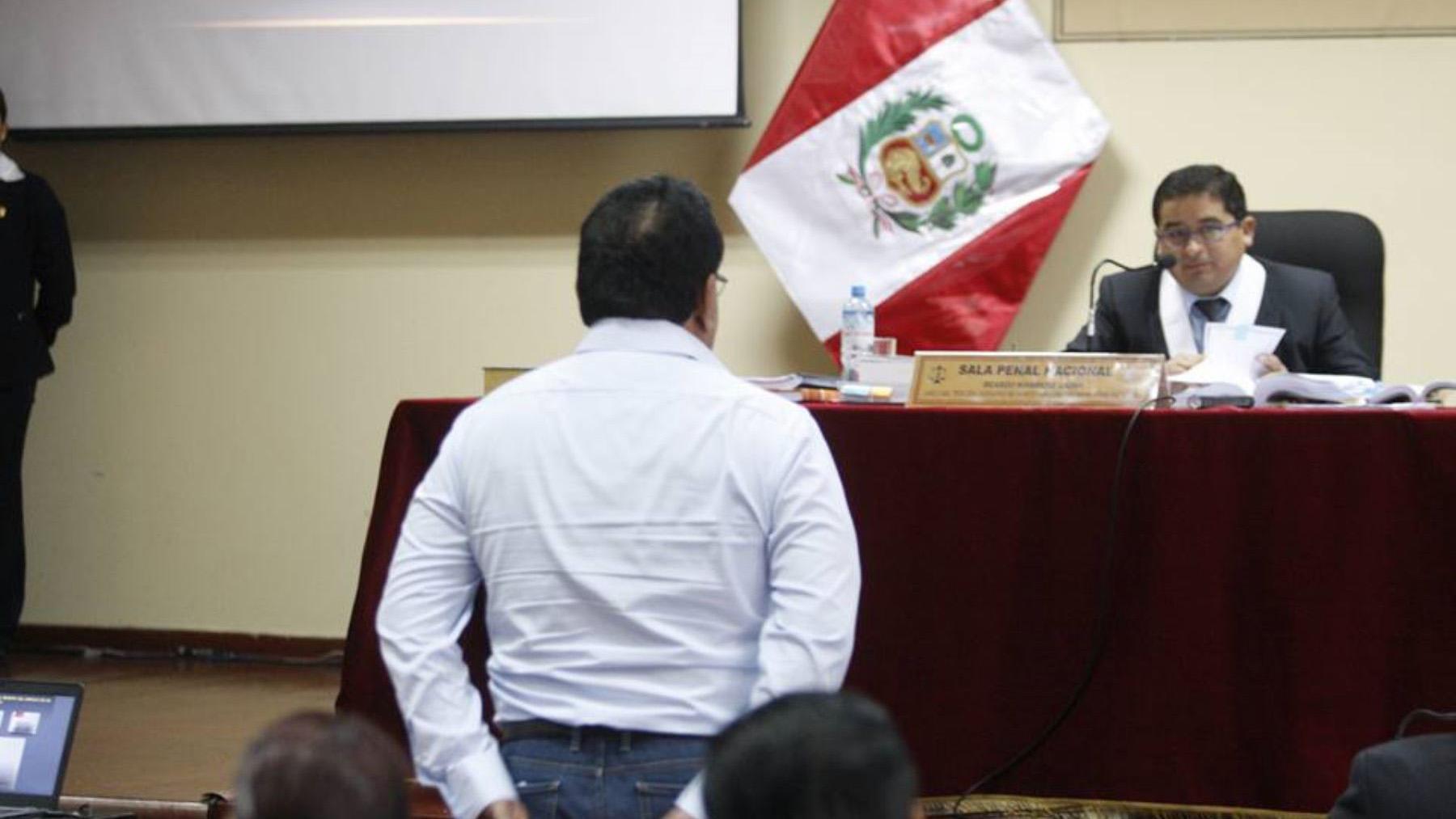 Feliz Moreno es acusado de haber recibido sobornos de Odebrecht.