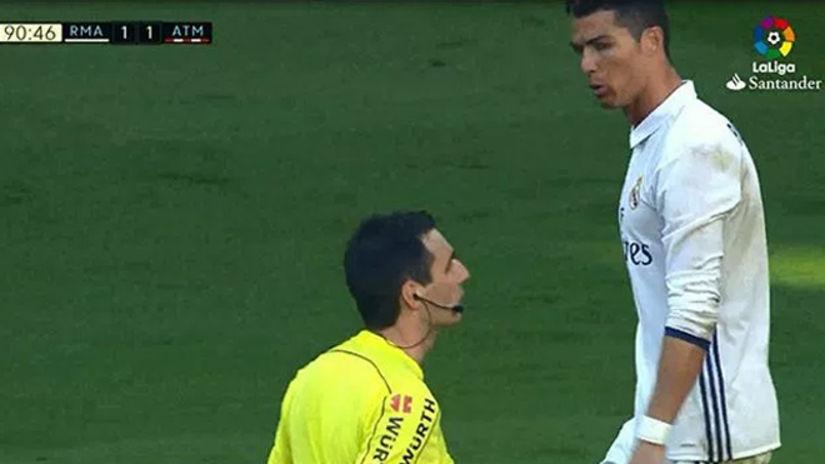 Cristiano Ronaldo lleva 19 goles en la Liga Santander.