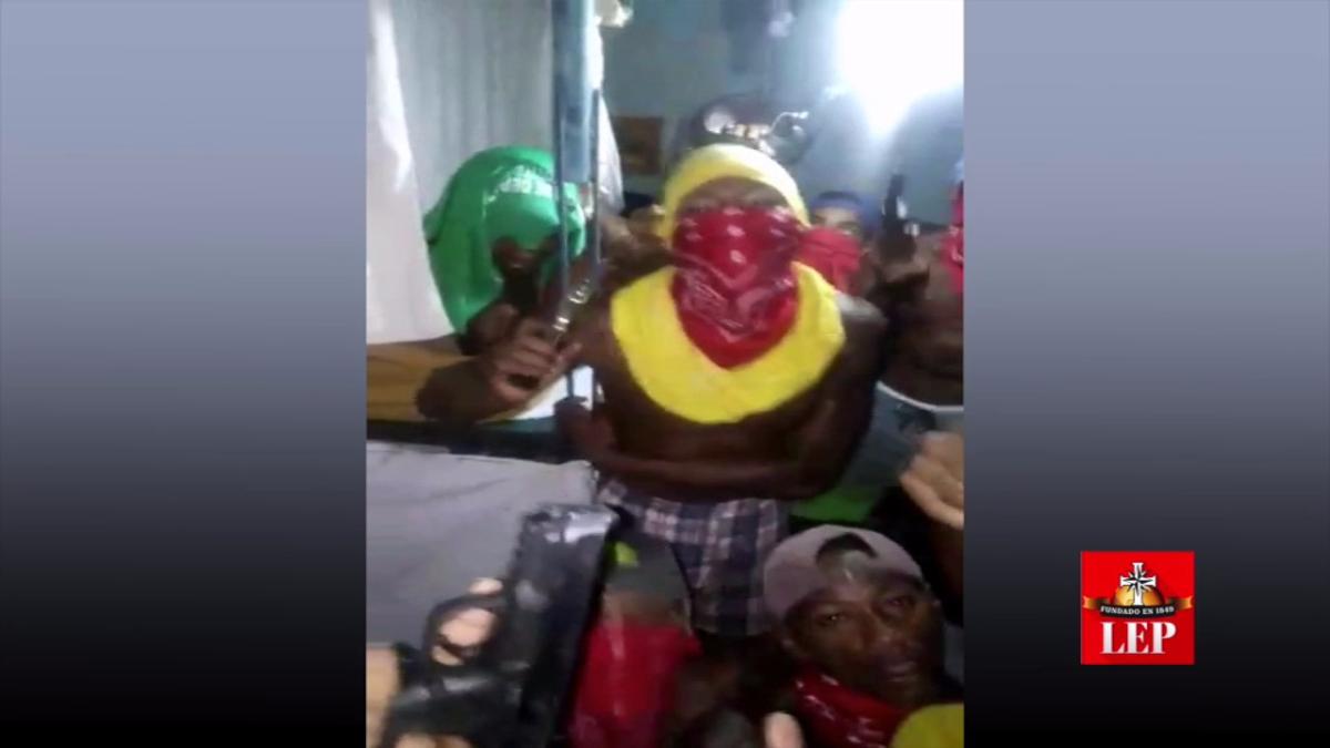 El video que indignó Panamá.