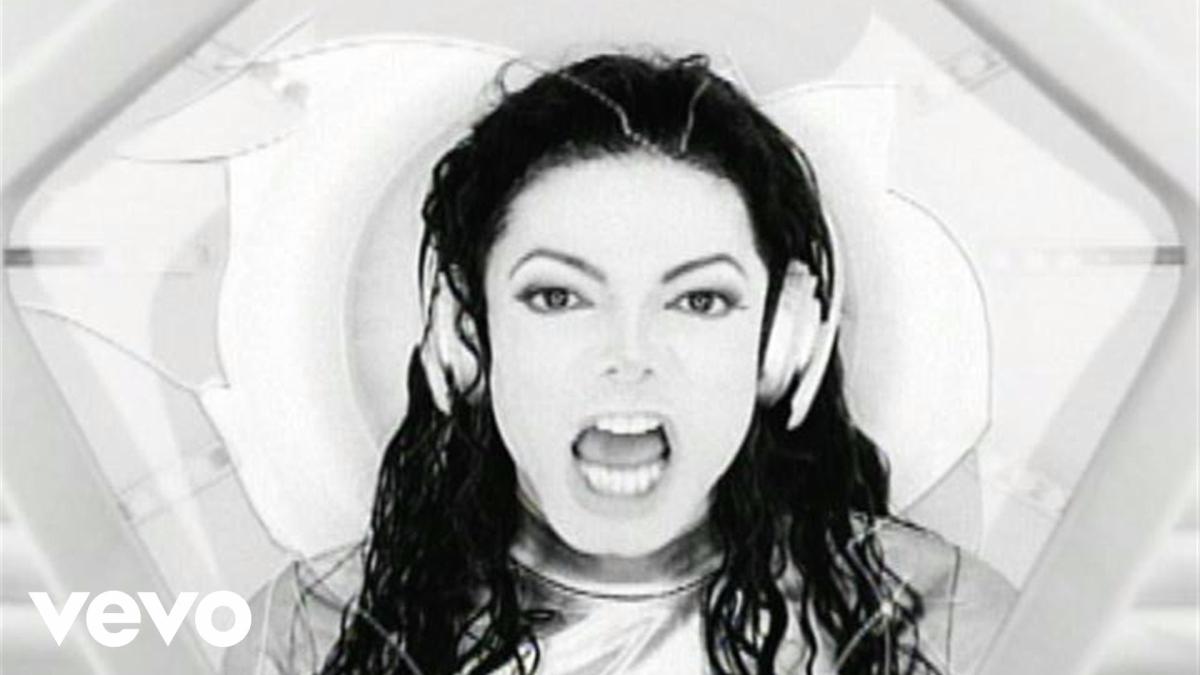 Junto a su fallecido hermano, Michael, en Scream.