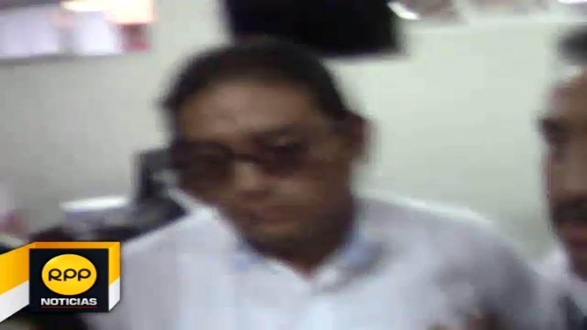 Enrique Vargas fue sentenciado por haber mentido en su hoja de vida presentada ante el JNE para candidatear al cargo de vicegobernador.