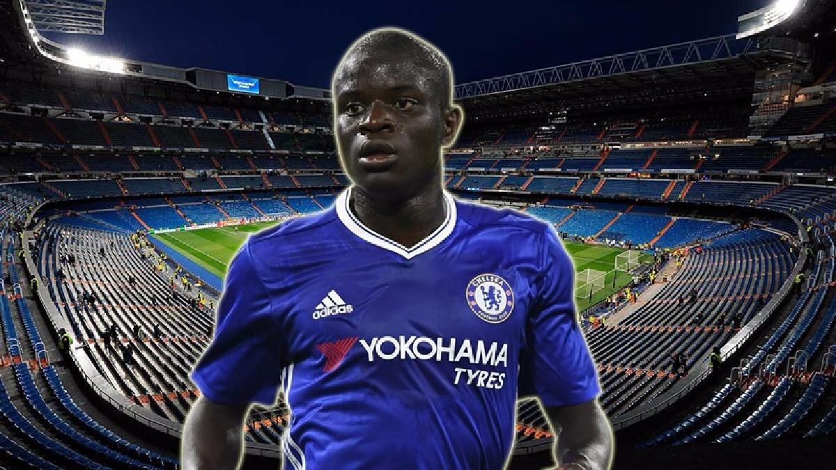 N'Golo Kanté debutó en el fútbol profesional con el US Boulogne 2011.
