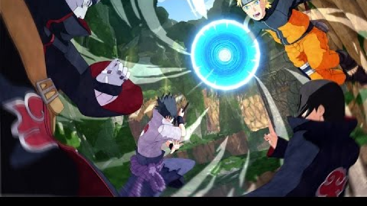 Este es el tráiler de Naruto to Boruto: Shinobi Striker.