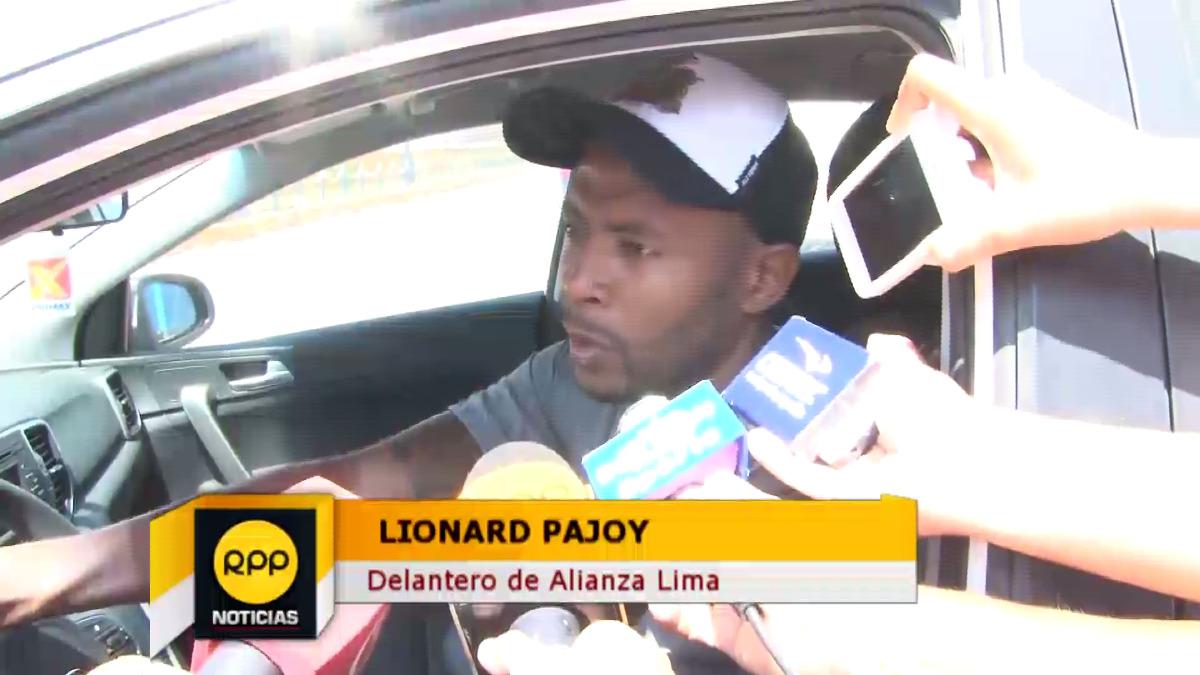 Lionard Pajoy se lesionó jugando el primer Clásico del año en Matute.