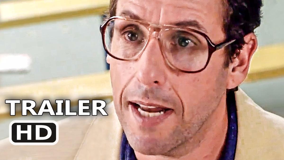 La nueva cinta del actor se llama Sandy Wexler