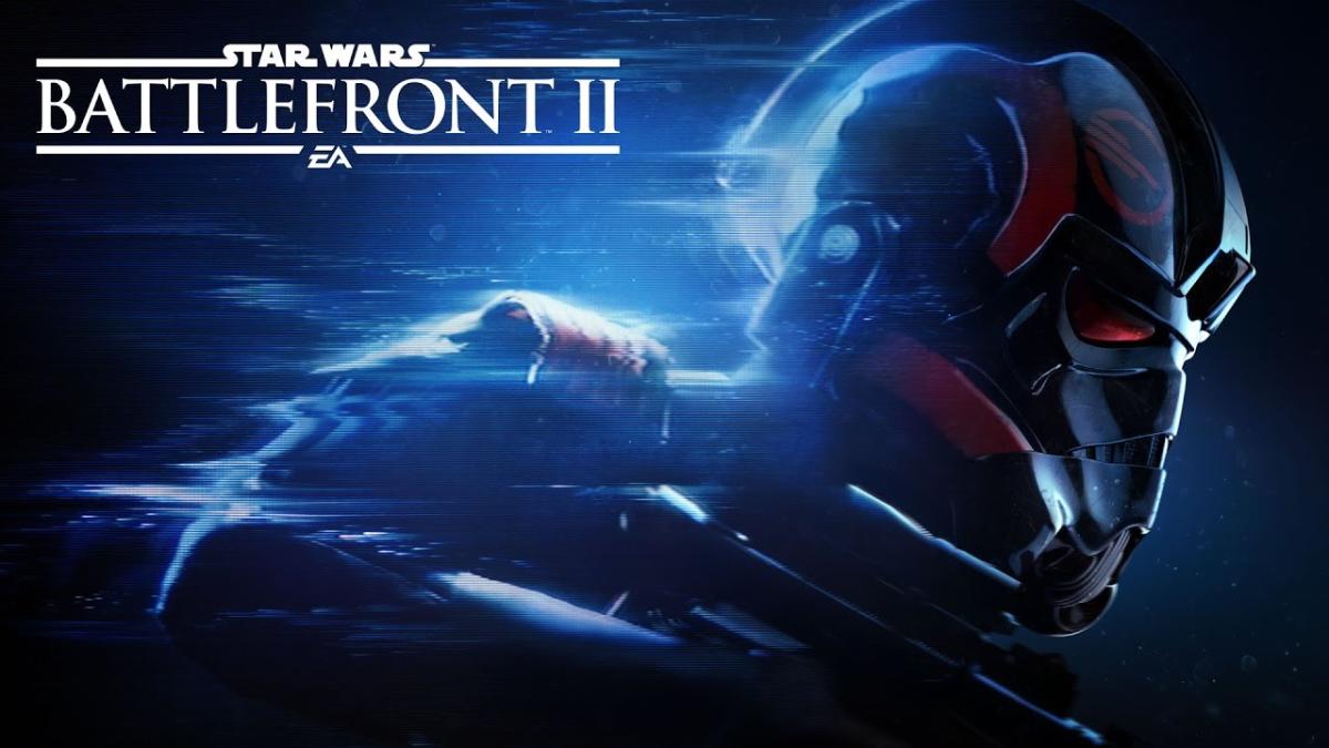 Disfruta el esperado tráiler de Star Wars: Battlefront 2.