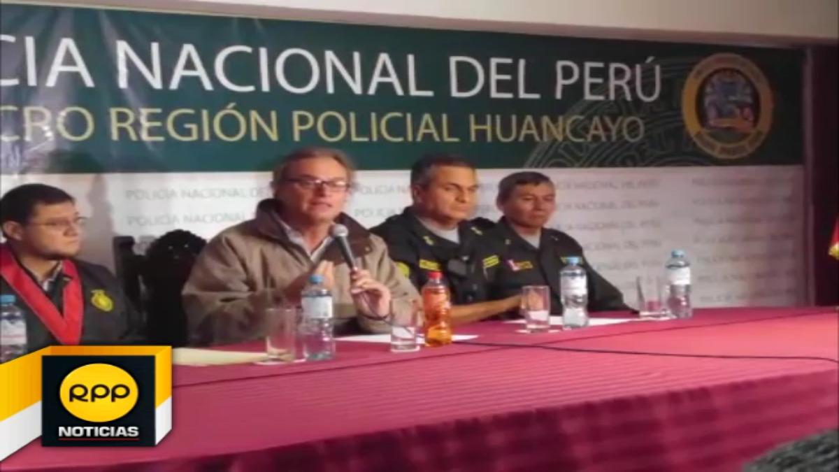 Destacó que son unos 21 detenidos, entre ellos un efectivo de la policía y toda una banda delictiva.