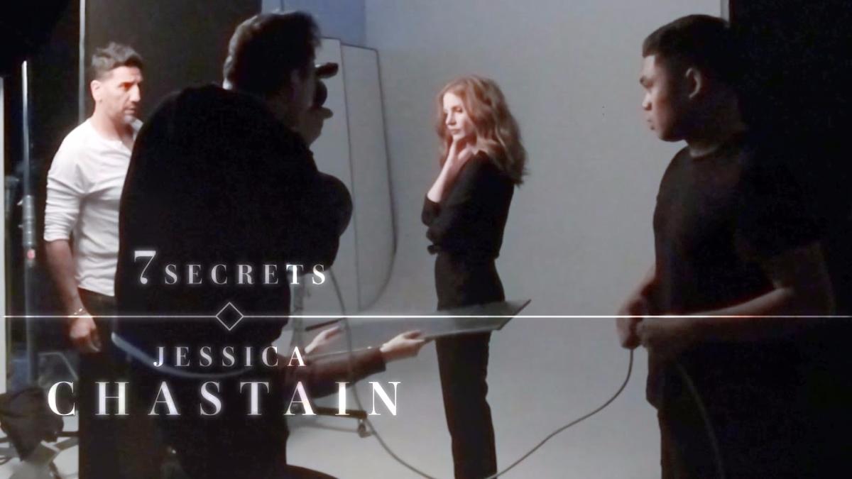 Jessica Chastain en Variety