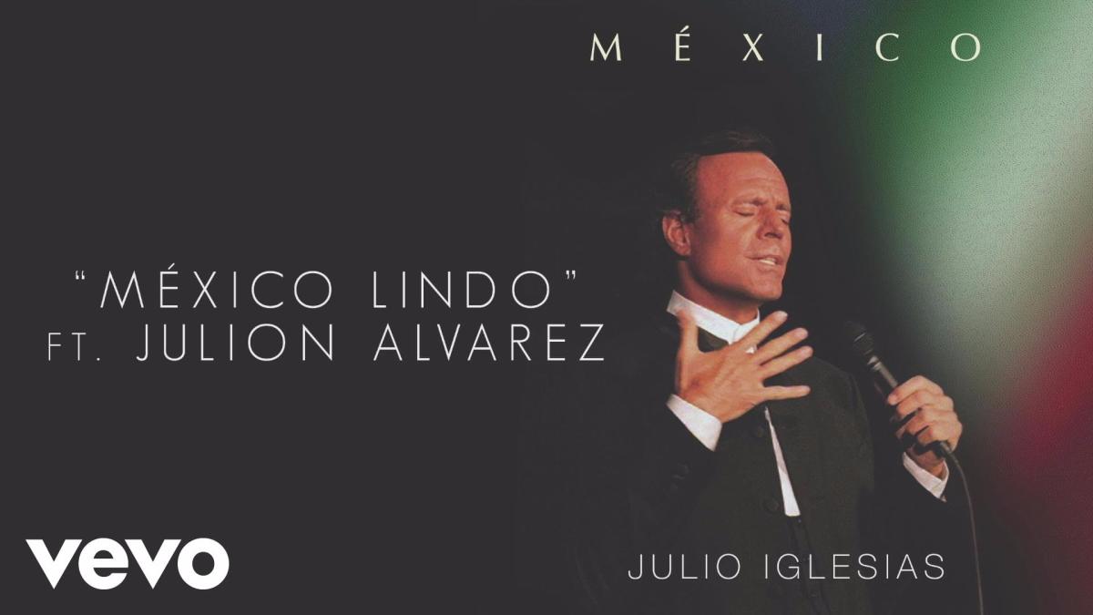 Julio Iglesias - México Lindo