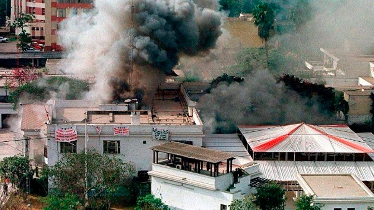 Hace 20 años, los comandos Chavín de Huántar rescataron a los rehenes secuestrados por el MRTA tras 126 días de cautiverio.