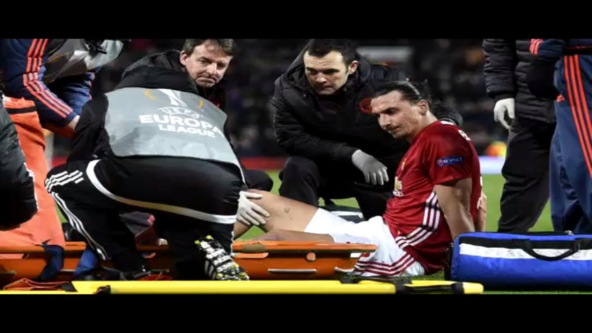Jorge Alva y Julio Grados, reconocidos médicos peruanos, comentaron si realmente es el final de la carrera de Zlatan Ibrahimovic.