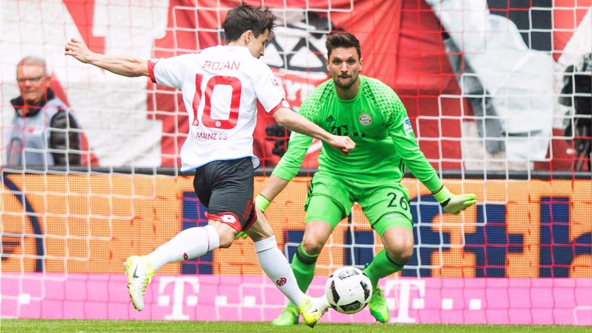 Revive el tanto de Bojan al Bayern Munich.
