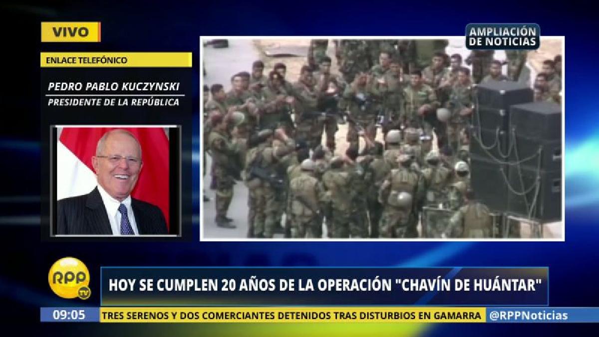 """PPK dijo que """"voltear la página"""" significa """"tener un diálogo alturado sobre las grandes prioridades del Perú""""."""