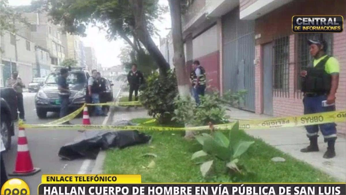 La Policía Nacional investiga las causas de la muerte.
