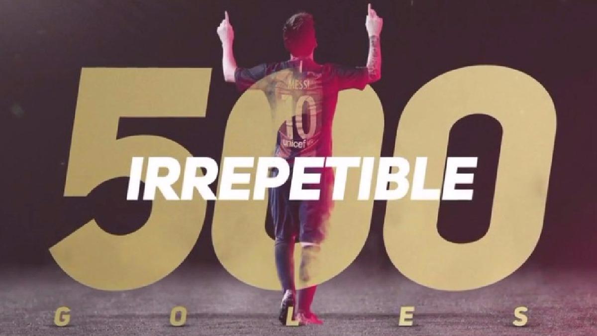 Lionel Messi tiene 5 balones de oro en su palmarés.