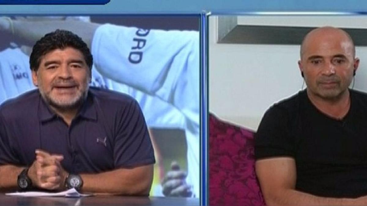 Diego Maradona fue campeón mundial con la Selección Argentina en 1986.