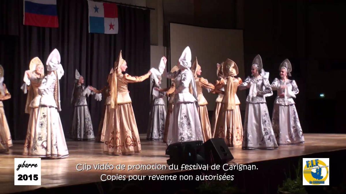 Presentación del ballet Beriozka