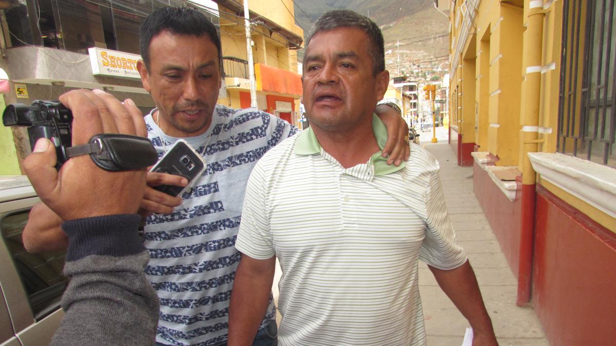 Suboficial PNP Carlos Eduardo Tumes López.