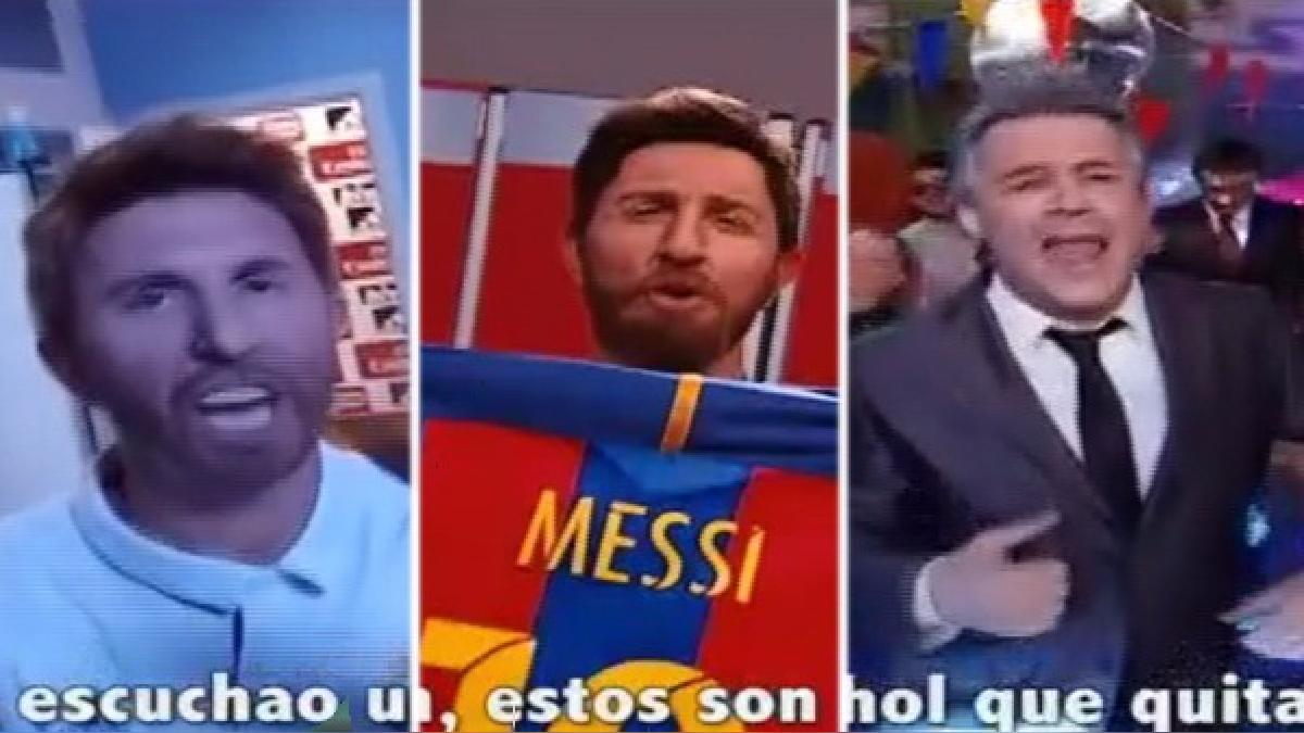 Crackovia realiza diversas parodias con los principales personajes del fútbol español.