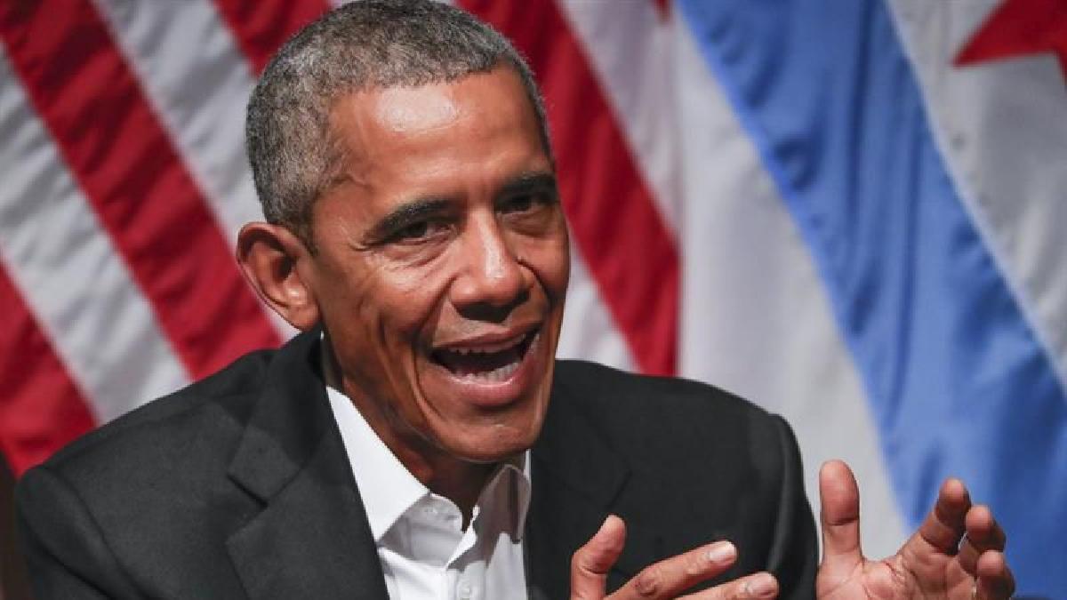 Obama no llegó a pronunciarse sobre las políticas migratorias de Trump, quien quiere acelerar la deportación de indocumentados.
