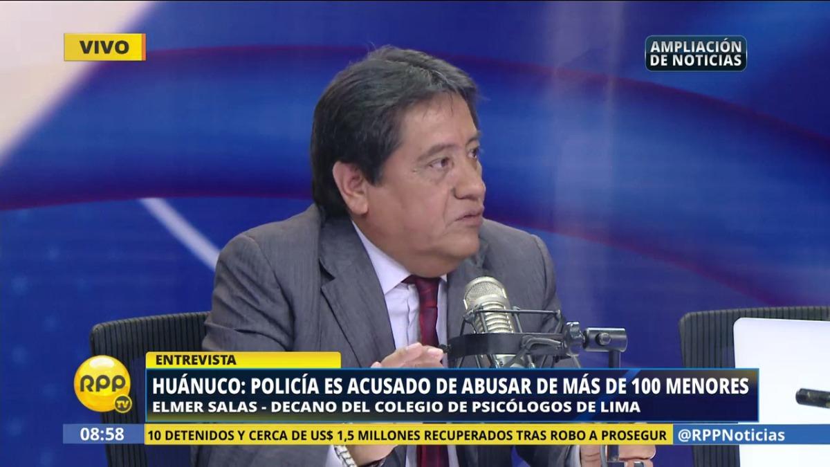 Según señaló Salas, los violadores no siempre se detectan con un análisis simple. Sin embargo, exámenes minuciosos pueden arrojar patrones de manipulación, amedrentación y abuso de poder.