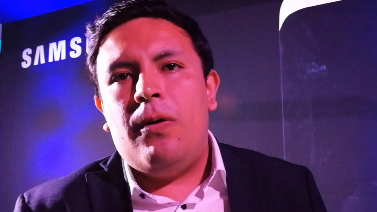 Conversamos con Juan Carlos Culquichicón, Gerente de producto de la división de móviles de Samsung Perú sobre el nuevo buque insignia.
