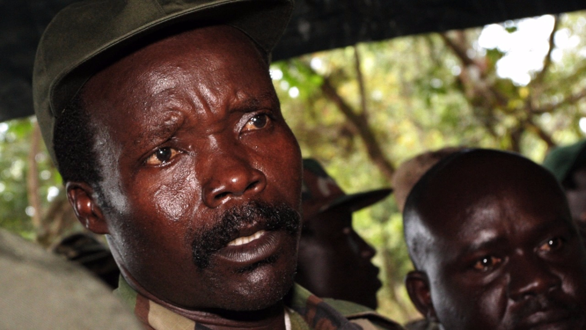 El Gobierno de Washington retiró recientemente a sus tropas de la misión para encontrar a Kony.
