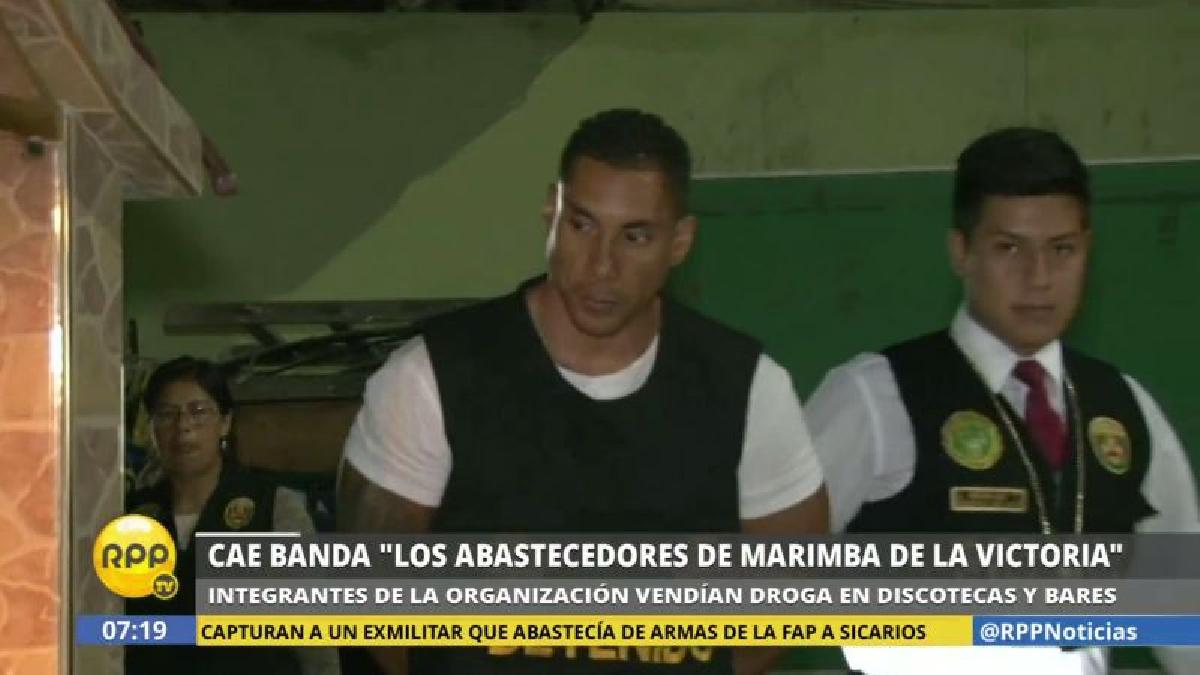 Los delincuentes fueron intervenidos en una casa del pasaje Náutica, en la urbanización San Pablo.